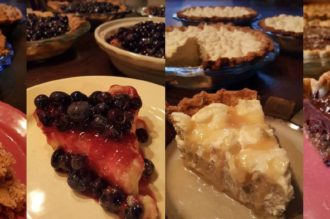 Ruth from Oshkosh, WI  (2018 Week 5: Pies)