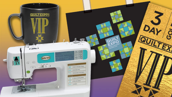 Quilt Expo 2019: Sept. 5-7 in Madison, Wisconsin