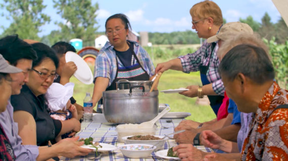 Hmong Food in Wisconsin